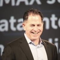 Michael Dell, le CEO de Dell Technologies, reste confiant quant à l'avenir malgré les lourdes pertes subies par son entreprise. (crédit : D.R.)