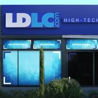 L'ouverture de boutiques physique est un des principaux axes de développement de le LDLC.com