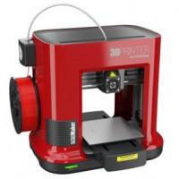 Modèle simple d'usage pour commencer dans la fabrication additive, le modèle d'imprimante 3D Da Vinci de XYZprinting est généralement vendu 289 €. Crédit photo : D.R.