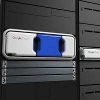 Les NAS de Google sont disponibles en version 2U/100 To et 4U/480 To. (Crédit D.R.)
