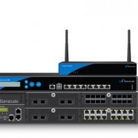 Les dernières solutions de firewall Barracuda sont maintenant référencées par le VAD Nuvias. (crédit : D.R.)