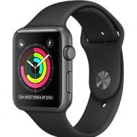 Sur un marché des smartwatches voué à croître de presque 100% de 2017 à 2021, Apple et sa Watch resteront les leaders incontestés. (crédit photo : Apple)