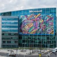 Microsoft France a son siège social à Issy-les-Moulineaux en petite ceinture (92) de la capitale. (crédit : D.R.)