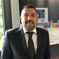Directeur des ventes de Sequoïa Audit, Ludovic Hudebine est aussi chargé de piloter le développement de l'activité du groupe Sequoïa dans la 3D.