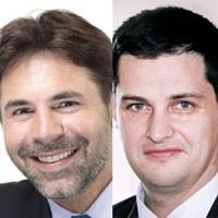 Sebastien Lescop (à gauche) et Christophe Lesur sont les deux nouveau directeurs généraux de Cloud Temple.