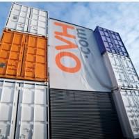 Les problèmes d'alimentation ont été identifiés avant 8 h par OVH dans ses datacenters de Strasbourg, bâtis en 2012 et 2013 à partir d'une structure en containers. (crédit : OVH)