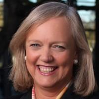 Avant HP, Meg Whitman avait précédemment occupé le poste de présidente et CEO d'eBay, faisant passer le site d'enchères en ligne de 30 employés en 1998 à 15 000 à la fin de son mandat.