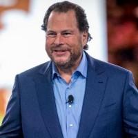 Marc Benioff, le CEO de Salesforce, a fixé l'objectif : 20 milliards en 2022. (Crédit D.R)