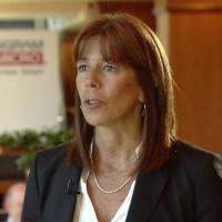Selon Renée Bergeron, la VP Cloud d'Ingram Micro, 45 000 revendeurs utilisent la place de marché cloud du distributeur dans le monde. Crédit : D.R.