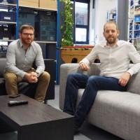 L'opérateur télécoms Trinaps a été cofondé en 2007 par Gauthier Douchet (à gauche) et Fabien Hazebroucq (Droite). (Crédit. D.R.)