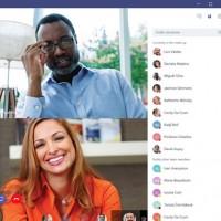 Malgré ses cafouillages, Microsoft compte toujours imposer son outil collaboratif Teams face au très populaire Slack.
