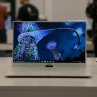 Design revu pour le Dell XPS qui a fait sa première apparition au CES. (Credit: IDG/Dan Masaoka)