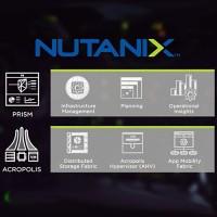 Nutanix a publié un chiffre d'affaires de 275,6 M$ pour son premier trimestre 2018, clos en novembre dernier. (Crédit : Nutanix)