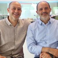 Avec Securiview, les deux co-fondateurs de Linkbynet, Patrick et Stéphane Aisenberg – respectivement DG et président – signent leur deuxième acquisition. (Crédit : C.R.)