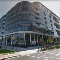 Dans un dynamique de recrutements, SQLI va regrouper ses salariés franciliens dans de nouveaux locaux à Levallois-Perret. (Crédit : Google Maps)