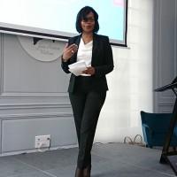 Elisabeth Moreno, PDG de Lenovo, a indiqué que la société chinoise comptait sur le marché français pour porter sa croissance en EMEA. (Crédit : N.C.)