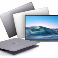 Elegant, le Matebook X Pro de Huawei loge dans 304 x 217 x 14,6 mm pour un poids de 900 grammes environ. (Crédit : Huawei)