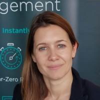 Gaëlle Brunet est chargée de consolider, de structurer et de fidéliser le réseau de revendeurs de Rubrik en Europe du Sud. Crédit photo : D.R.