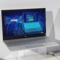 Pendant le Computex, lors d'une séance « portes ouvertes », Intel a présenté des prototypes de PC des constructeurs HP et Dell utilisant la technologie Low Power Display Technology co-développée avec Sharp et Innolux. (Crédit : Mark Hachman/IDG)