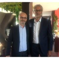 Piloté par Eric Le Goff (à gauche), le Groupe Alticap a racheté Danphil Conseil créé il y a 30 ans par Dany Jouhanneau.