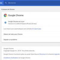 Chrome devient encore plus gourmand en RAM, à cause de la protection contre les failles Spectre.