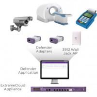 Parmi les outils de la solution OmniEdge d'Extreme Networks, une solution de protection des objets connectés filaires. (Crédit : Extreme Networks)