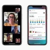 Parmi les nouveautés d'iOS 12, Apple a ajouté une fonction de Memoji personnalisé et des rapports hebdomadaires sur l'usage de l'appareil. (Crédit : Apple)
