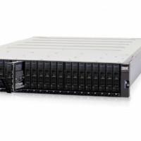 La solution FlashSystem 9100 d'IBM booste les capacités de stockage, les entrées/sorties et le débit par rapport aux précédente solutions de stockage FlashSystem. (Crédit : IBM)