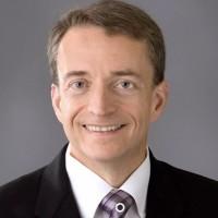 Pat Gelsinger, CEO de VMware, a annoncé la décision de VMware de racheter CloudHealth pour sa plateforme de gestion multicloud. (Crédit : VMware)