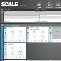 Dans son partenariat avec Lenovo, Scale Computing a mis sa plateforme d'hyperconvergence HC3 Edge à disposition des serveurs du chinois. (Crédit : Scale Computing)