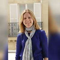 Avant de rejoindre Wallix, Delphine Schoffler a créé le département RH et géré la campagne de recrutement de La Cité du Vin, inaugurée à Bordeaux en 2016. (Crédit : Wallix)