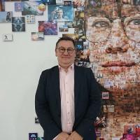 Arrivé à la direction du channel Sud EMEA de NetApp en mai dernier, Franck Risbec a fait correspondre sa stratégie au tournant de l'entreprise vers le HCI et le multicloud. (Crédit : Nicolas Certes)