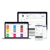 Les plateformes de formation créées à partir des solutions Rise Up sont utilisables sur tout type de terminal et aussi bien sur Internet qu'hors ligne. (Crédit : Rise Up)