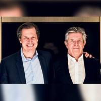 Robert Bouchard n'aura pas beaucoup profité de son héritage à la tête d'Econocom. 8 mois après sa nomination, son père, Jean-Louis Bouchard, a repris les rennes de la société. (Crédit : D.R.)