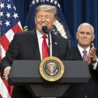 Le président américain Donald Trump pourrait signer en janvier un décret, au nom de l'urgence nationale, visant à interdire l'utilisation d'équipements Huawei et ZTE sur le territoire. (crédit : D.R.)