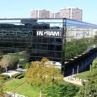 Après avoir été racheté par le chinois HNA Group en 2016, Ingram Micro, dont le siège est à Irvine en Californie, pourrait passer sous le giron d'Apollo Global Management. (Crédit : Ingram Micro)