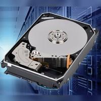 Le disque dur MG08 de Toshiba est au format de 3,5