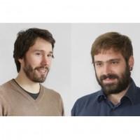 Les cofondateurs de Data Artisans, Stephan Ewen (à gauche) et Kostas Tzoumas, vont tenter de conserver leur esprit open source chez Alibaba. (Crédit : Data Artisans)