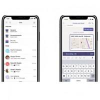 La mise à jour de l'application mobile de l'équipe permet une plus grande personnalisation de l'utilisateur.