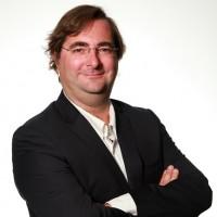 Jean-François Bonnechère, directeur général d'Absys Cyborg, a salué le rapprochement avec le groupe Arcadie. (Crédit : Absys Cyborg)