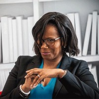 Avant son départ pour HP, Elisabeth Moreno dirigeait la filiale française de Lenovo depuis janvier 2017. (Crédit : Alexia Perchant pour LMI)