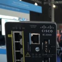 Avec ses boitiers IoT - durcis (IP67) ou pas - Cisco réinvestit le marché de l'IoT.