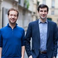 Co-fondée par Vincent Delaitre (à gauche), Augustin Marty (au centre), et Aloïs Brunel (à droite) Deepomatic a réalisé deux levées de fonds depuis sa création. (Crédit : D. R.)