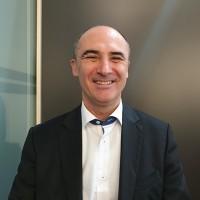 Franck Bouétard, en charge de l'activité française d'Ericsson, estime que les équipementiers doivent mesure garder malgré les tensions autour de Huawei. (Crédit : Nicolas Certes)