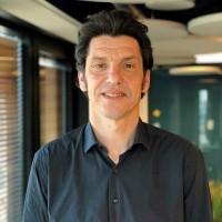 Avant de prendre ses fonctions chez Sage, Franck Hourdin a passé plus de 10 chez Oracle. (Crédit : Sage)