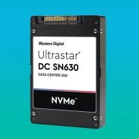 L'Ultrastar DC SN630 SSD devrait être disponible d'ici le mois d'avril. (Crédit : WD)
