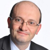 Stéphane Hégédus, directeur des ressources humaines de mc²i Groupe, annonce 250 recrutements pour l'année 2019. (Crédit : Mc²i)