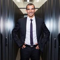 Sacha Rosenthal, PDG de XEFI, entend réaliser un chiffre d'affaires de 130 M€ en 2019. (Crédit : XEFI)