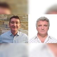 Birst accueille Nicholas Ayton (à gauche) et Michel Morvan dans ses équipes channel pour la zone EMEA. (Crédit : Birst)