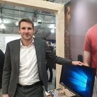 Bien qu'en charge des clients finaux les plus importants de HP en France, Vincent Labbay travaille étroitement avec l'équipe channel de HP autour de l'offre DaaS de l'entreprise. (Crédit : Nicolas Certes)